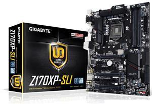 GigaByte Ultra Durable Z170XP-SLI LGA 1151 Motherboard